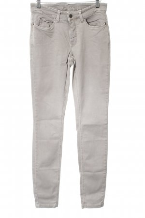 Dream Jeans Tecno by MAC Skinny Jeans hellgrau Casual-Look