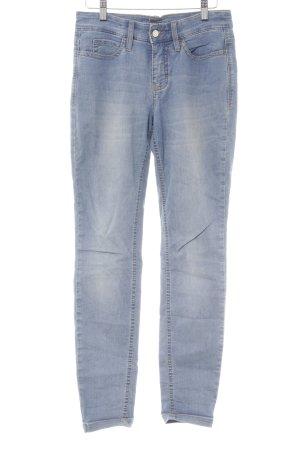 Dream Jeans Tecno by MAC Skinny Jeans himmelblau Casual-Look