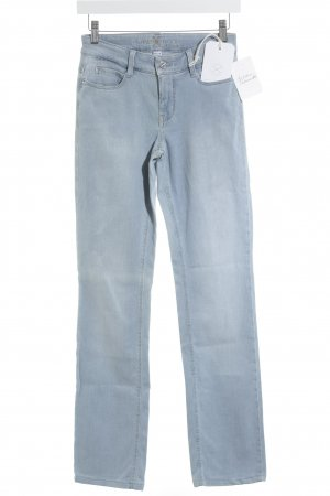 Dream Jeans Tecno by MAC Straight-Leg Jeans blassblau Casual-Look