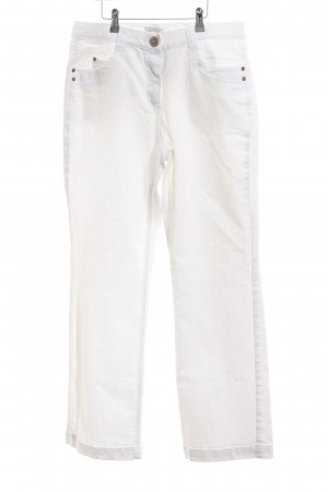 Dreamstar Five-Pocket Trousers white casual look