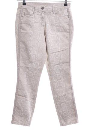 Dreamstar Five-Pocket Trousers grey brown-oatmeal casual look