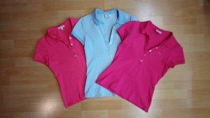 Drei Lacoste Shirts