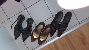 Drei Paar Schuhe von Deichmann