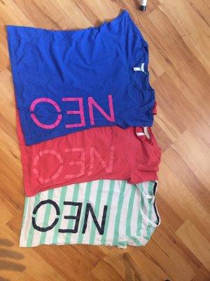 Drei Sportshirts von neo (Adidas)