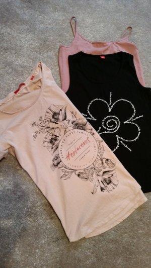 Drei tolle T-Shirt ( 2 s.Oliver, 1 Amisu)
