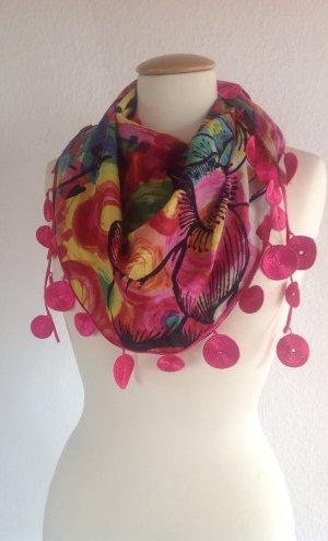 Desigual Foulard multicolore