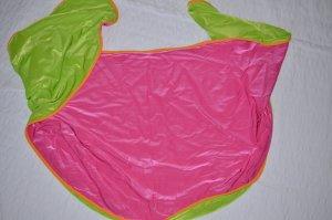 Dreieckstuch * zum wenden * rosa oder grün *