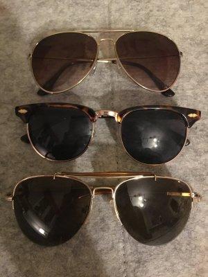 Dreierset H&M Sonnenbrillen ungetragen