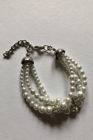 Dreifaches Perlenarmband