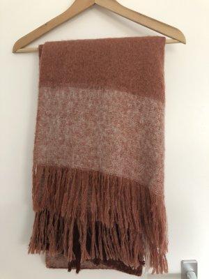 Dreifarbiger Schal
