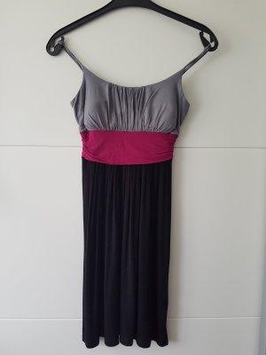 dreifarbiges Sommerkleid