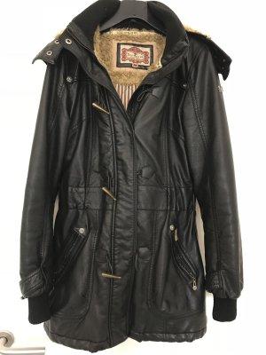 DREIMASTER Jacke Damen schwarz