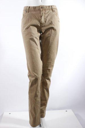 Dreimaster Slim Jeans beigebraun
