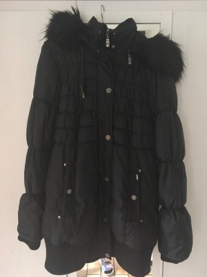 Dreimaster Winter Jacket black