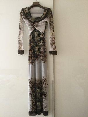 Dreiteiliges langes Kleid von Jean Paul Gaultier, Classique, Paris in Größe 36