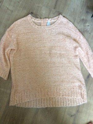 Dreiviertel Arm Pullover