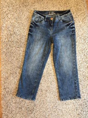 Cecil Jeans a 3/4 blu
