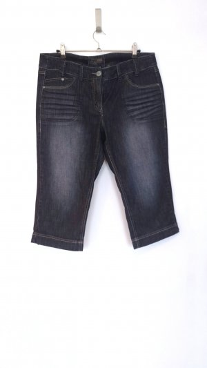 Cecil 3/4-jeans blauw-donkerblauw