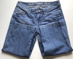 Esprit Jeans a 3/4 blu fiordaliso