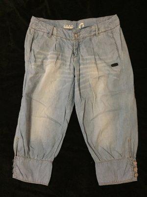 Dreiviertel lange Jeans Hose von Gang-Gr.29