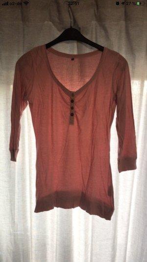 Blind Date Boothalsshirt roze-roze