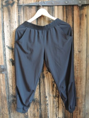 H&M Trackies black polyester