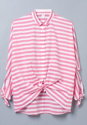 Dreiviertelarm-Bluse von ETERNA zum Knoten *NEU*