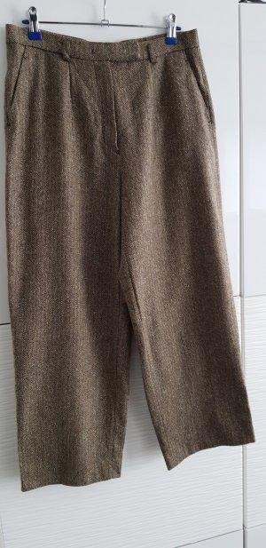 zaffiri Pantalon 3/4 gris brun