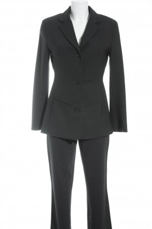 Dress In Business-Anzug schwarz Business-Look