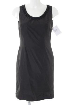 Dresses Unlimited Cocktailkleid schwarz-anthrazit Elegant