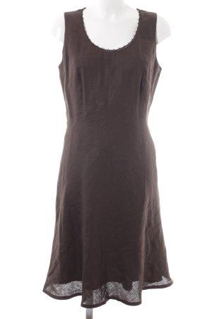 Dresses Unlimited Midikleid braun Casual-Look