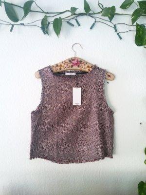 Dressy Crop Top von Mango Casual