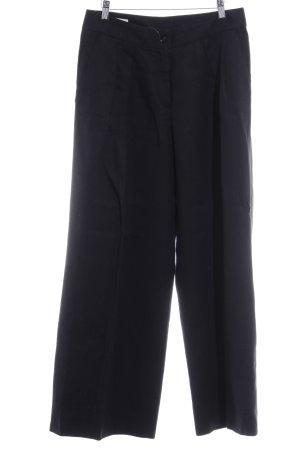 Dries van Noten Suit Trouser black business style
