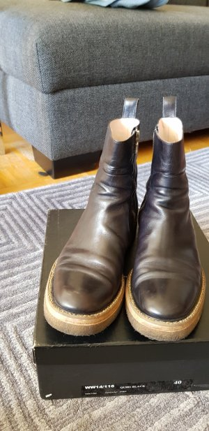 Dries van Noten Stiefeletten Gr. 40