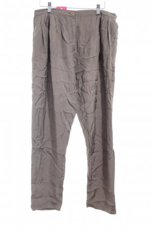 Dries van Noten Stoffhose grüngrau Casual-Look