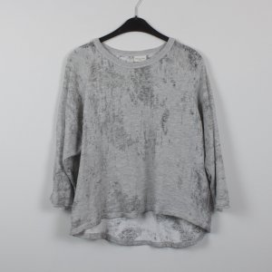 Dries van Noten Sweatshirt Gr. M grau