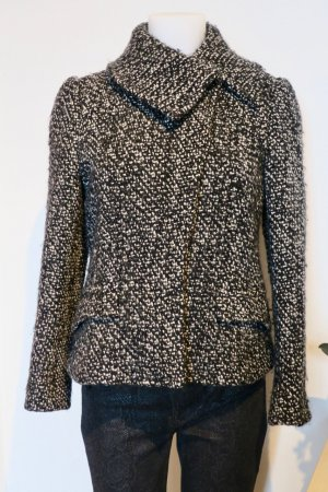 DRIES VAN NOTEN Tweed Blazer, Gr. FR42 (38)