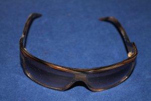 Drittel Preis: braune Cavalli Sonnenbrille Eagro 92S mit Etui