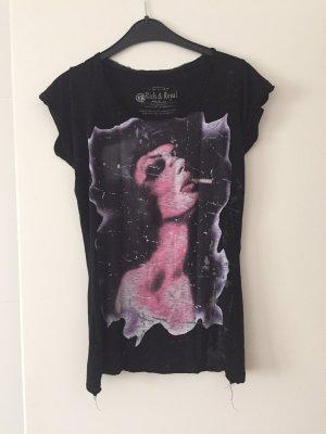 Druck T-Shirt