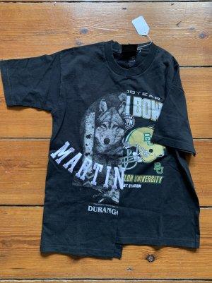 Dry Clean Only Vintage T-Shirt in Schwarz M Neu und ungetragen Unikat Shirt