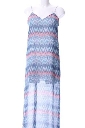Dry Lake Maxi-jurk volledige print elegant