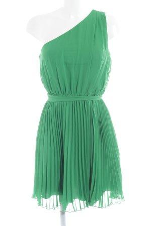Dry Lake One-Shoulder-Kleid grün Elegant