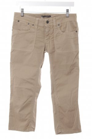 Drykorn Pantalone a 3/4 color cammello stile casual