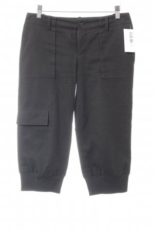 Drykorn 3/4 Length Trousers black casual look