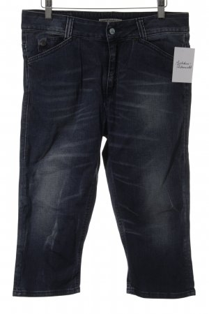 Drykorn 3/4 Jeans dunkelblau Casual-Look