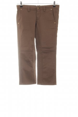 Drykorn 7/8 Length Jeans brown casual look