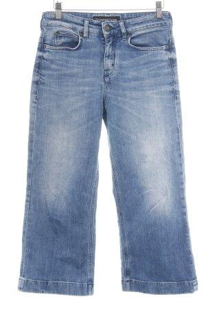 Drykorn 7/8 Jeans blau Casual-Look