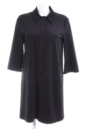 Drykorn A-Linien Kleid schwarz Casual-Look