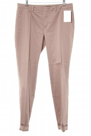 Drykorn Suit Trouser dusky pink metallic look