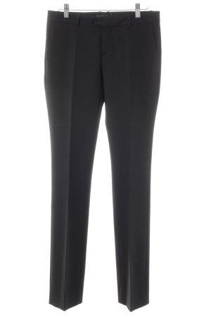 Drykorn Pantalon de costume noir style d'affaires